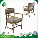 French Style Lounge Chair for Bathroom in Beech (ZSC-42)