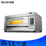 Commercial Digital Control 1 Layer Pizza Oven
