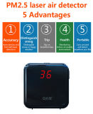 High Quality Monitoring Meter Pm2.5 Detector for Indoor Air Testing