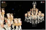 High Class Project Big Crystal Chandelier Light