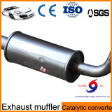 2017 Hot Sell Cat Exhaust Muffler From Chinese Factory with Best Quality