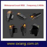 IP65 Motorcycle Bluetooth Intercom Helmet Headset 1000 Meters Intercom
