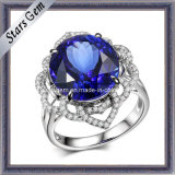 Low Price Lab Created Sapphire Gemstone