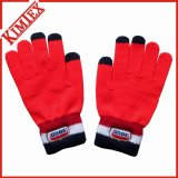 Unisex 100% Acrylic Magic Knitted Texting Screen Touch Glove