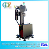20W/ 30W /50W Fiber Laser Marking Machine for PP/PVC/PE/HDPE Plastic Pipe