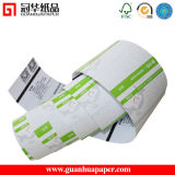Top Quality Thermal Paper with Plastic Core