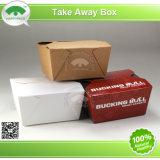 Paper Take Away Boxes Brown Kraft or White Kraft