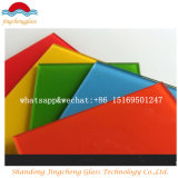 Color Flat Tempered Laminated Glass with Ce/ISO9001/CCC Certification