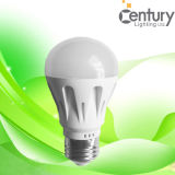 China Shenzhen 6W SMD2835 Ww/Nw/Cw E26/E27/B22 450-500lm Globe LED Bulb Lamp Globe Light LED Light Bulb