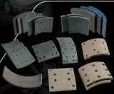 Brake Block Lining for 4515 Asbestos Non Asbestos