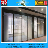 3-19mm Interior Glass Door with AS/NZS2208: 1996 Tempered Glass Supplier