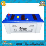 High Performance 12V 150ah Dry Charged Car Battery