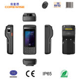 Biometric Fingerprint RFID Hanheld Printer Android POS System