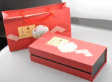 Paper Tea Packaging Gift Box with Paper Bag