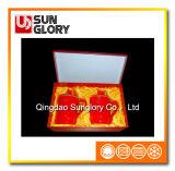 Red Glazed Bone China Mug with Gift Box of GB004