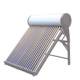 Non-Pressurized Solar Water Heater Solar Energy Vacuum Tube Solar Collector