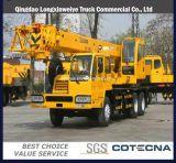 High Quality Hydraulic Truck Crane (12 Tons - 130 Tons)