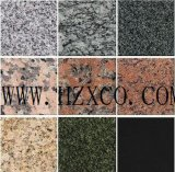 G603, G664, G687, G654, G562 Grey Red Black Granite Tile / Slab