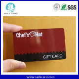 Cheap! Plastic Christmas Gift Card Manufacturer