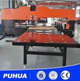Power Press Machine Servo Type CNC Turret Punching Machine