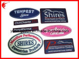 Customized Rubber Labels