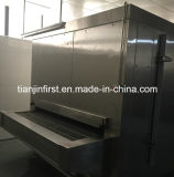 Hight Quality Tunnel Quick Freezing Machine for Meat Sea Food
