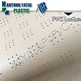 Durable Abrasion-Resistant Microfiber PVC Leather for Auto Interior