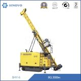 SHY-6 All Hydraulic Diamond Core Drilling Rig