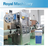 PVC Sleeve Shrink Label Machine