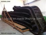 Xe-Sc-800/4+2 Sidewall Corrugated Rubber Conveyoyor Belt
