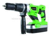 Power Tool Cordless Hammer Drill with Side Handle (LY608)