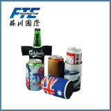 Neoprene Can Cooler with Rubber Bottom