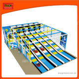 Soft Children Indoor Naughty Castleplayground Equipment