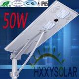 50W Energy All in One Solar Street LED Light