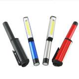 Portable Mini LED Magnet COB Inspection Work Light Lamp Multifunction COB LED Mini Pen COB Work Flashlight COB Square