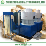 Lubrication System Biomass Energy Wood Pellet Making Machine Ring Die Wood Pellet Mill