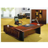 Solid Wood Excutive Desk (PS-002)