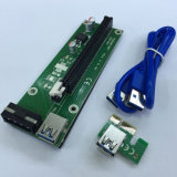 60cm Mini PCI-E Express USB Riser for Bitcoin Mining Riser