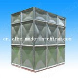 Galvanized Steel Water Treatment Economic Water Storage Tank