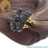Brazilian Remy Human Hair Keratin U Tip Hair Extension