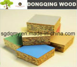 Melamine Laminated Particle Board with 18mm for Furniture Usage