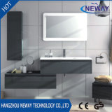New Design Wall Mounted PVC Furniture Bathroom Cabinet