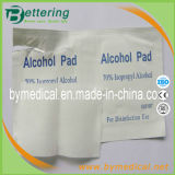 Clinical Disposable Sterile Disinfection Alcohol Prep Pad