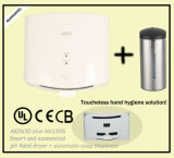 Bathroom Hygiene Solution, Hand Dryer and Automatic Soap Dispenser
