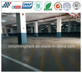 Soundproof Abrasion Resistance Flooring for Garage Flooring Surface