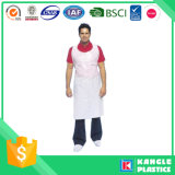 White Disposable Apron for Cooking