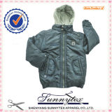 Sunnytex OEM Padded Kids Coat Casual Winter Jacket Children Clothing Set