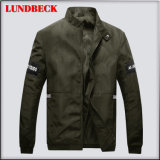 Simple Men′s Polyester Jacket in Leisure Style