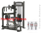 Commercial Strength, Fitness Equipment, Gym Machine, Torso Rotary -PT-827