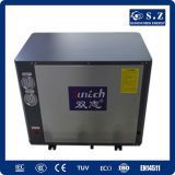 Extramely -25c Winter Heating Room High Cop4.65 220V/10kw Evi Tech. Geothermal Glycol/ Brine Water Small Ground Source Heat Pump